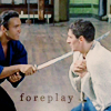 4ca2nm: (HL: D/M: Foreplay with swords)