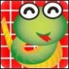 ambersweet: Chibi snake (Hello Snake)