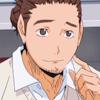 azuhi: (adorable rubbing cheek sheepish)