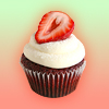 mific: (cupcake-strawb)