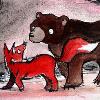 sheistheweather: (Bear-and-Fox)