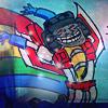 punanainen: Starscream is the epic troll. (Transformers // Starscream // Trollface)