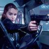 alyse: terminator genisys - Sarah with a gun (tg - sarah gun)