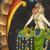 immlass: (showgirl peacock)
