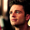 spikedluv: (political animals: tj - looking up by an)