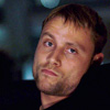 theleaveswant: Max Riemelt as Wolfgang Bogdanow in Sense8; looking sad/wistful/disappointed (Wolfgang never gonna win)