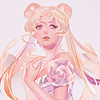 mourns: sailor moon (i'm lying on the moon)