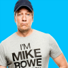 highlander_ii: Mike Rowe wearing a t-shirt with the text 'I'm Mike Rowe' ([MRowe] t-shirt 'I'm Mike Rowe')