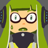woomy: icon of a surprised Agent 3 (Holy shrimp!)