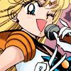 hearted: (venus: singing star)