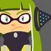 woomy: icon of an angry Agent 3 (You're the slimy little hipster!)