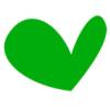 eriiar: (green strange heart)