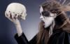 sortenke: (Dark Gaze magazine skull blackmetal fash)