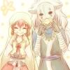 holseties: (Shin-Ah and Yona)