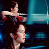 sabaceanbabe: (Katniss in training)
