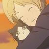 littlebutfierce: (natsume yuujinchou kittyhug)
