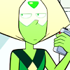 nilchance: peridot from steven universe makes a face (peridot)