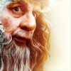 nenya_kanadka: Sylvester McCoy as Radagast (LOTR Radagast)
