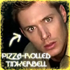 thegeminisage: (SPN: pizza-rolled tinkerbell <3)