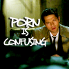 thegeminisage: (SPN: Cas porn is confusing)