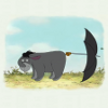 waketosleep: (Misc - Eeyore umbrella)