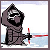 irusu: Kylo Ren as Calvin by Brian Kesinger (Default)