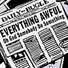 moetushie: The Daily Bugle sounds the alarm. (everything is awful)