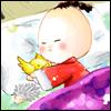 pinzutimebomb: (c - sleep with hibird)