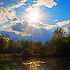 arilou: (Shining Sky)