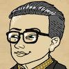 delphi: A cartoon avatar of me. (me)