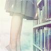 bluiis: (reaching for books by aimmyarrowshigh)